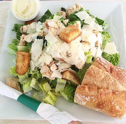 La Provence Ceasar Salad