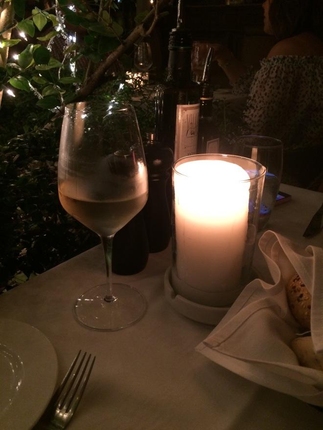 villa azur eleganza a tavola