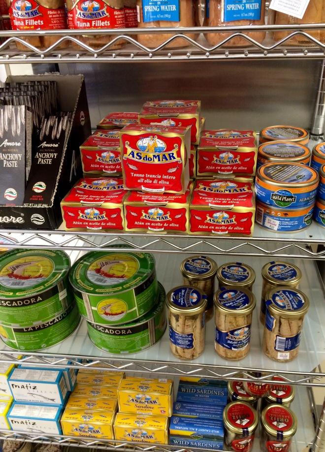 Epicure Gourmet Market and Cafe dettaglio cibo italiano