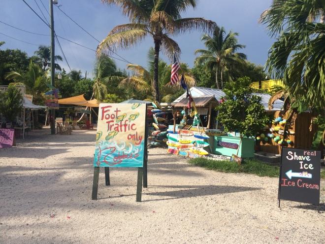 Isole Keys spiaggia