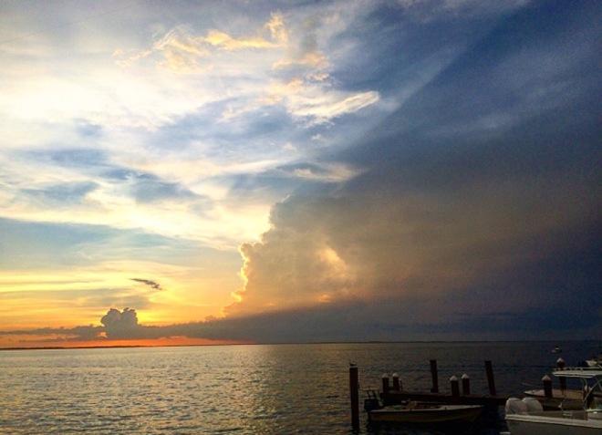 Isole Keys tramonto